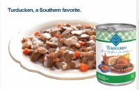 Blue Family Favorite Recipes 12oz Turducken Can
