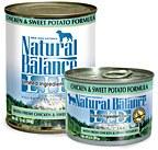 Natural Balance 13.2oz Chicken & Sweet Potato Can