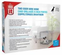 "Hagen Dog IT Animal Crate Small (20"" H x 24"" W x 17.5"" D)"