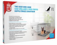 """Hagen Dog IT Animal Crate Extra-Large (30"""" H x 42"""" W x 27"""" D)"""