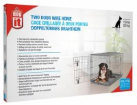 """Hagen Dog IT Animal Crate Extra-Extra Large (31.5"""" H x 48"""" W x 29.3""""D)"""