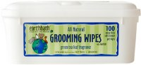 Earthbath Green Tea Leaf Grooming Wipes for Pets 100 counts