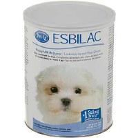 PetAg Esbilac Powder Puppy Milk Replacer & Dog Food Supplement  28oz