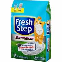 Fresh Step Clay Litter 14lb-Bag