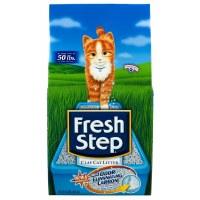 Fresh Step Clay Litter 35lb-Bag