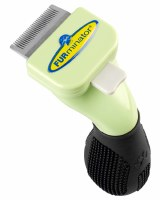 FURminator DeShedding Tool for Toy Dogs 1.25 Inches Extra Small
