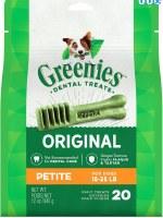 Greenies Petite Size 12oz