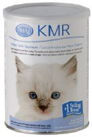 PetAg KMR Milk Replacer Food Supplements for Kittens 12oz