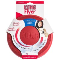 KONG Classic Dog Toy Flyer Large
