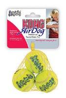 KONG AirDog Squeakair X-Small Ball 3-pack Dog Toy