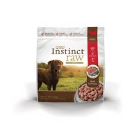 Nature's Variety Raw Canine Frozen Diet  Beef Formula Bites 4lbs