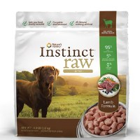 Nature's Variety Raw Canine Frozen Diet  Lamb Formula Bites 4lbs