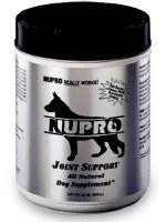 NUPRO Joint Support All Natural Dog Supplement 30oz