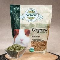 Oxbow Bene Terra Organic Guinea Pig Food, 3-lb bag