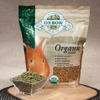 Oxbow Bene Terra Organic Rabbit Food, 3-lb bag