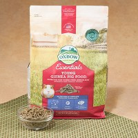 Oxbow Essentials Cavy Performance Young Guinea Pig Food-5lb-Bag