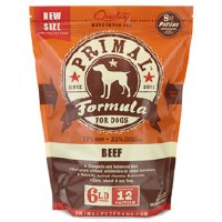 Primal Canine Raw Frozen Beef Formula 6lbs