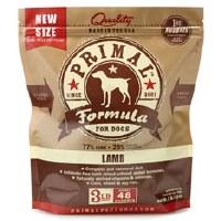 Primal Canine Raw Frozen Lamb Formula 3lbs