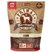 Primal Canine Raw Frozen Lamb Formula 6lbs