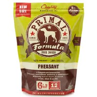 Primal Canine Raw Frozen Pheasant Formula 6lbs
