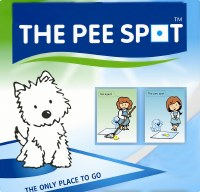 The Pee Spot Housebreaking Pads for dogs 100 count pads