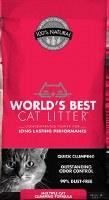World's Best Cat Litter Multiple Cat Clumping Formula 7lbs