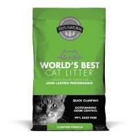 World's Best Cat Litter Original Clumping Formula  28lbs