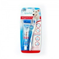 All for Paws Sparkle Dental Cleaning Combo Pack Vanilla Ginger Flavored