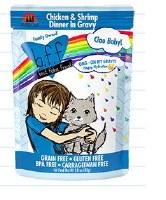 Best Feline Friend 2.8oz Chicken & Shrimp Ciao Baby! (in Gravy) Case