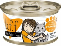 Best Feline Friend 10oz Tuna & Salmon Soulmates Recipe (in Aspic) Can