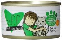Best Feline Friend 10oz Tuna & Pumpkin Valentine Recipe (in Gravy) Can