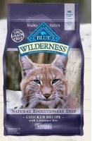 Blue Buffalo Feline Wilderness Chicken Recipe Dry Food 2lbs