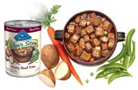 Blue's Stew 12oz Hearty Beef Stew Can