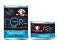 Wellness Core Canine Salmon,Whitefish and Herring 6oz Can