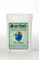 Earthbath Ear Wipes 25 counts