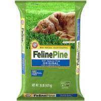 Feline Pine Cat Litter 20lbs Bag