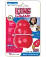 KONG Classic Dog Toy Medium/Moyen