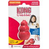 KONG Classic Dog Toy X-Small/X-Petit
