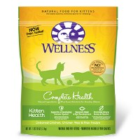 Wellness 2lbs Kitten Health