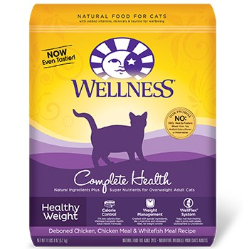 Wellness 2lbs Healthy Weight Adult Cat Food