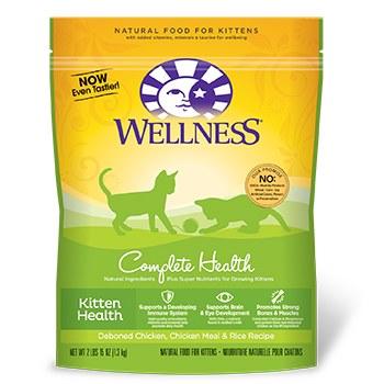 Wellness 2lbs Kitten Health