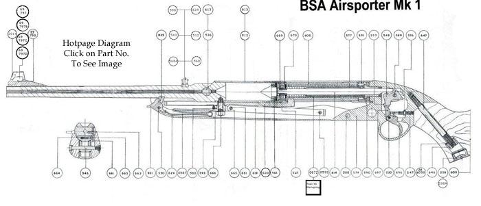 BSA Airsporter Mk1