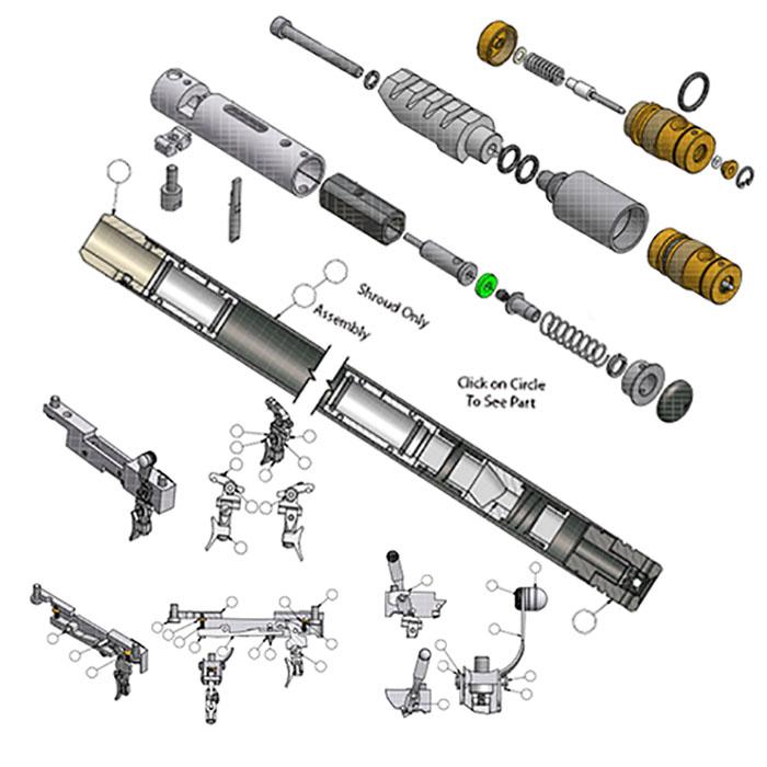 BSA R-10 Internals