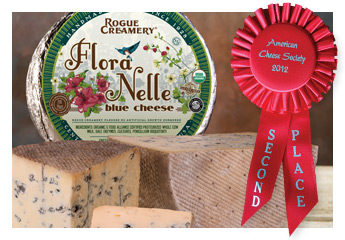 Oregon Blue Blue Cheese wins 1st Place at the American Cheese Society Awards