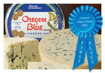 Flora Nelle Blue Cheese wins 2nd Place at the American Cheese Society Awards