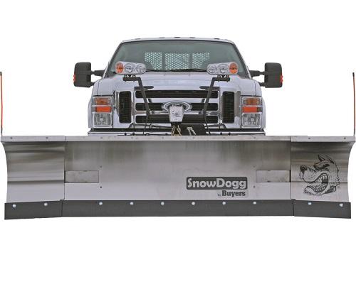 SnowDogg XP Snow Plow