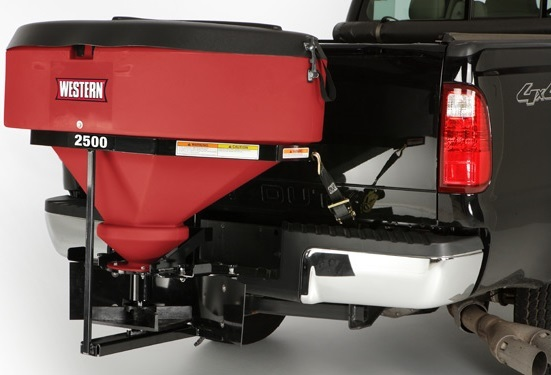 Western Low Profile 2500 Tailgate Salt Spreader Parts