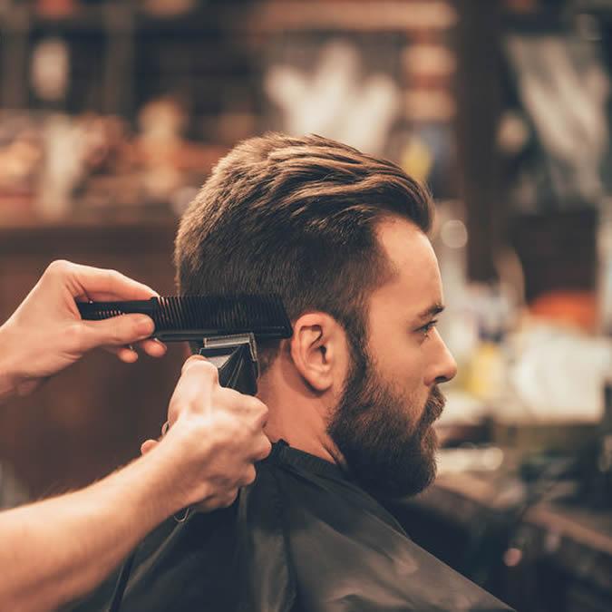 Barbering image