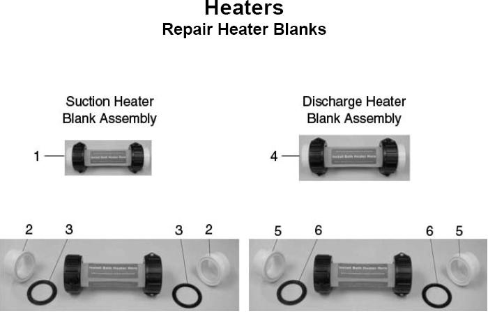 Heater Blanks ID