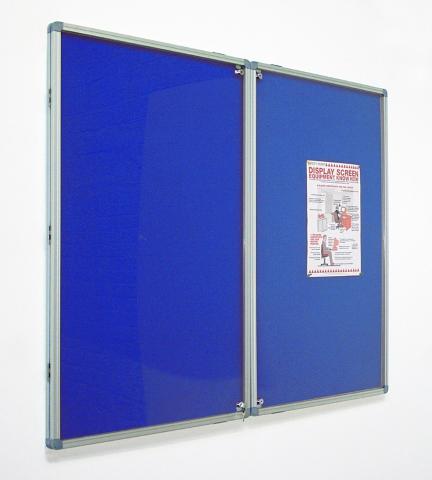 Lockable board